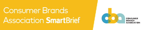 Consumer Brands Association SmartBrief