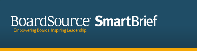 BoardSource SmartBrief