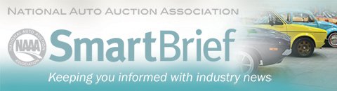 National Auto Auction Association SmartBrief