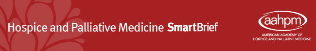 Hospice and Palliative Medicine SmartBrief