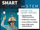 It's here! Check out the interactive SmartReport on STEM