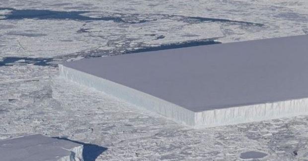 Ice ice, baby