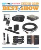 Residential Systems Best of Show at CEDIA Expo 2020 Program Guide Now Available