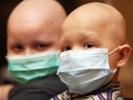 Children with cancer.