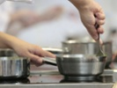 High-schoolers train for culinary careers