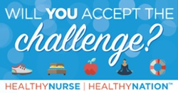 Have you joined Healthy Nurse, Healthy Nation?