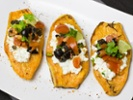 Fall menus celebrate the versatility of sweet potatoes
