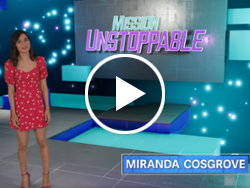 """Mission Unstoppable"" inspires girls to be scientists, engineers"