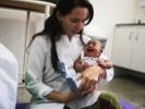 Zika virus damages eyes of macaque fetuses.