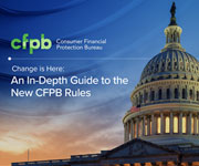 eBOOK: In Depth Guide to the CFPB's New Debt Collection Rules