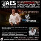 Berkow to speak about designing podcast spaces