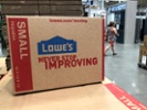 Lowe's installing lockers for online purchase pickup