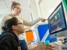 Teacher makes room in class for digital storytelling