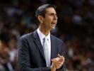Borrego is NBA's first Hispanic head coach