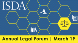 ISDA Annual Legal Forum -- March 19 in London