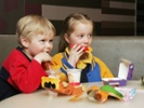 Study finds mixed progress on healthier fast food for children