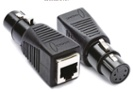 This adapter simplifies AES connections