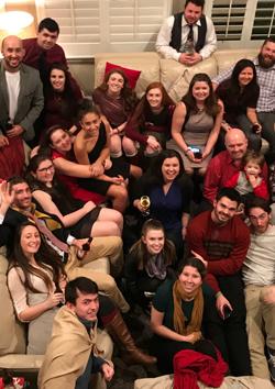 Cherished family gatherings.