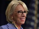 DeVos resigns, admonishes Capitol violence