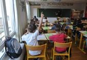 students, teacher, classroom