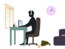 How to overcome work-from-home struggles