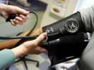 Test prompts discussions about adherence to hypertension meds