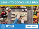 Cook like a pro with the CIA!