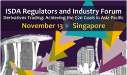 ISDA Regulators and Industry Forum: Remarks by Ong Chong Tee (MAS) & Chairman Giancarlo (CFTC)