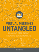 "Today's featured publication: ""Virtual Meetings Untangled"""