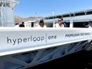 Virgin Hyperloop One plans research facility in Spain