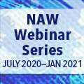 """Register for NAW's August webinar: """"Distributors' Views on Technology Disruption and How to Respond"""""""