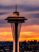 Photos: $100M renovation completed at iconic Space Needle