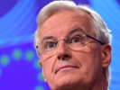 EU's Barnier wants Europe to have post-Brexit access to UK's banks