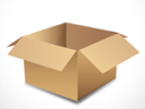 Cardboard recycling rates have decreased