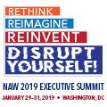 Rethink, reimagine, reinvent and disrupt yourself Jan. 29-31