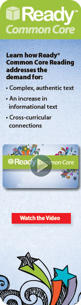 Click to see how Ready™ addresses the Common Core's demand for authentic, complex text