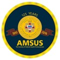 AMSUS 125 year coin