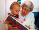 Keeping grandmothers nearby may help grandchildren