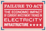 """In new study, ASCE warns of """"Failure to Act"""" to upgrade electric grid"""
