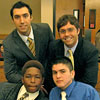 ALBA students continue win streak in mock trial competition