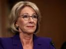 DeVos addresses budget, school safety in hearing