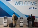 Complimentary rebooking offered by JetBlue
