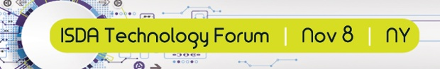 ISDA Technology Forum -- November 8 -- New York -- Early & Group Registration Discounts Available