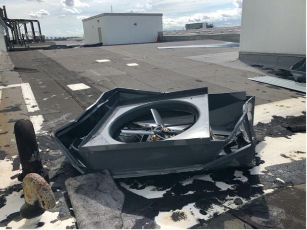 NASA tallies Hurricane Ida damage to Michoud Assembly Facility in New Orleans