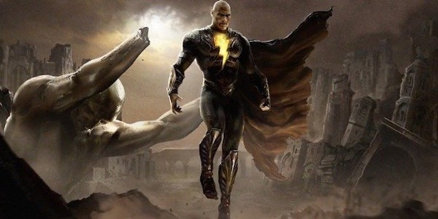 As DC's Black Adam Prepares To Wrap, The Rock Shares Thankful Message With Fans