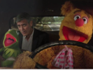 George Clooney and Muppets