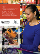 Transparency Imperative: Product labeling from the consumer perspective