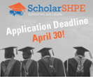 Apply by April 30 for one of 150+ scholarships!