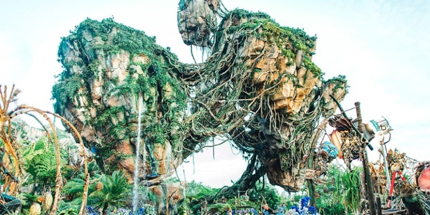 Some Elements Of Avatar 2 And The Sequels Might Already Be Inside Disney World's Pandora