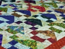 Quilt project teaches math, compassion